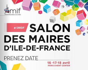 """Résultat de recherche d'images pour """"salon maires ile de france 2019"""""""